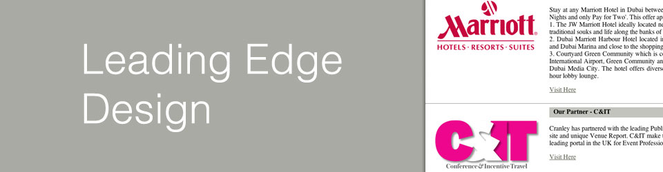 Leading Edge Design